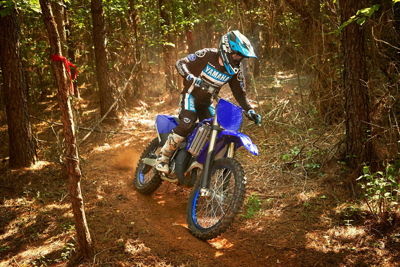 2021 Yamaha YZ125X in Cumberland, Maryland - Photo 9