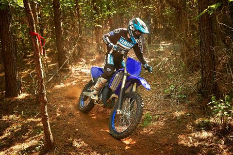 2021 Yamaha YZ125X in Danville, West Virginia - Photo 9