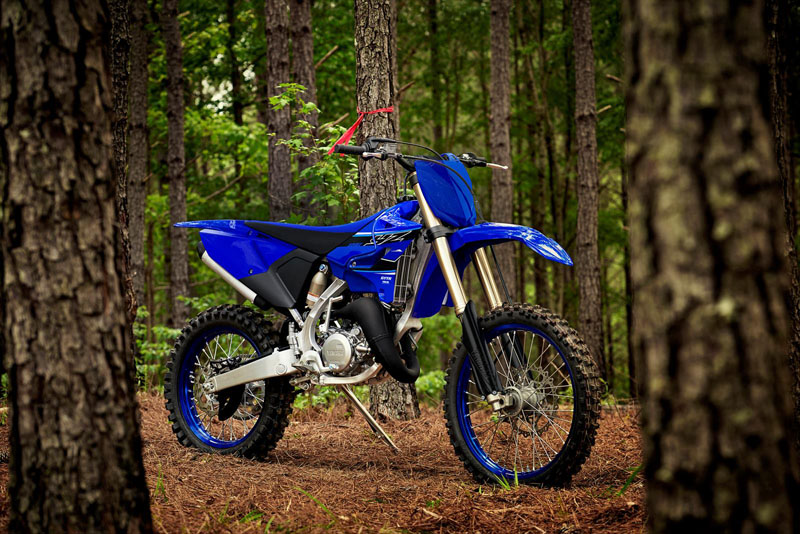 2021 Yamaha YZ125X in Escanaba, Michigan - Photo 10
