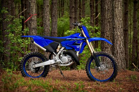 2021 Yamaha YZ125X in Brilliant, Ohio - Photo 11