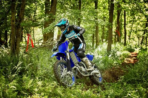 2021 Yamaha YZ125X in Danville, West Virginia - Photo 12