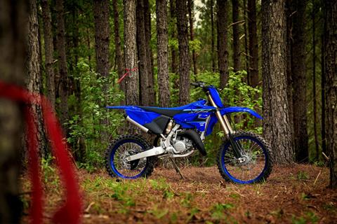 2021 Yamaha YZ125X in Burleson, Texas - Photo 13