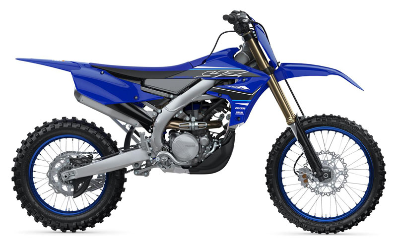 2021 Yamaha YZ250FX in Johnson City, Tennessee - Photo 1
