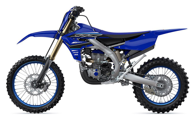 2021 Yamaha YZ250FX in Johnson City, Tennessee - Photo 2