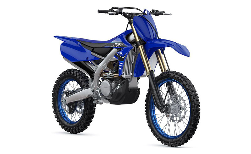 2021 Yamaha YZ250FX in Danbury, Connecticut - Photo 3