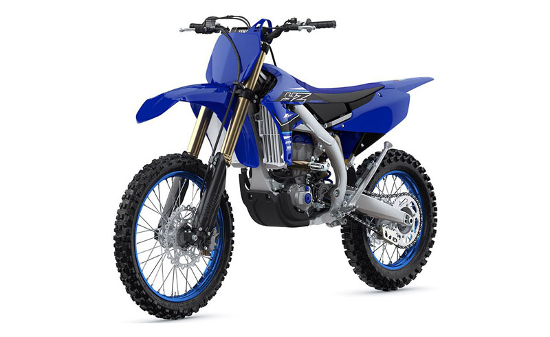 2021 Yamaha YZ250FX in Glen Burnie, Maryland - Photo 4