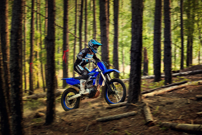 2021 Yamaha YZ250FX in Johnson City, Tennessee - Photo 6