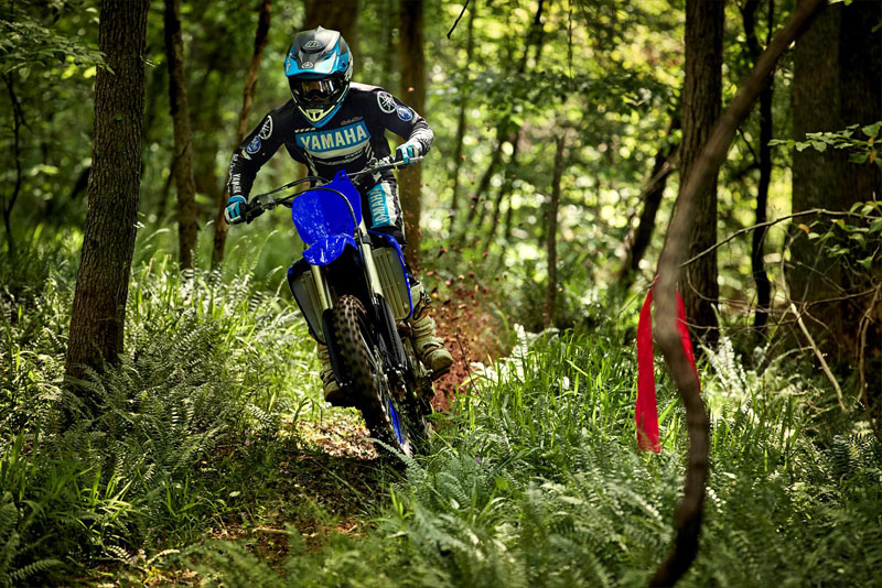 2021 Yamaha YZ250FX in Greenland, Michigan - Photo 7