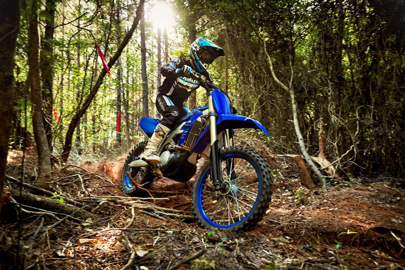 2021 Yamaha YZ250FX in San Jose, California - Photo 8