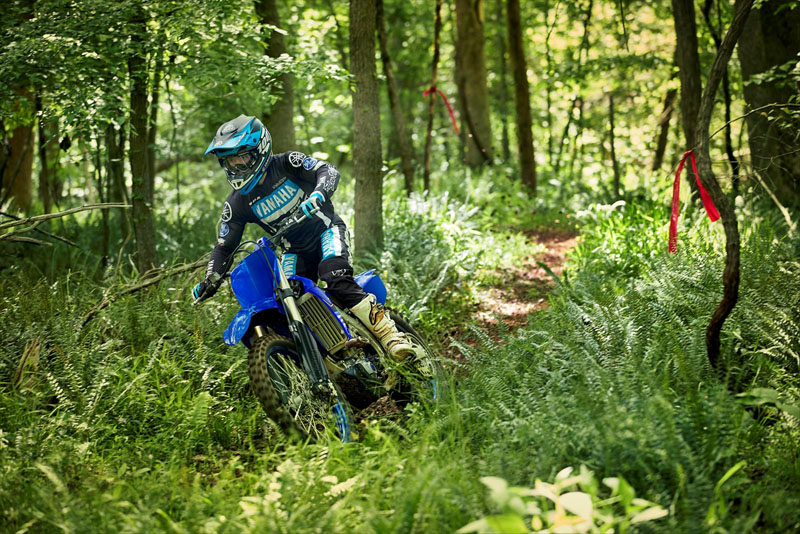 2021 Yamaha YZ250FX in Marietta, Ohio - Photo 9
