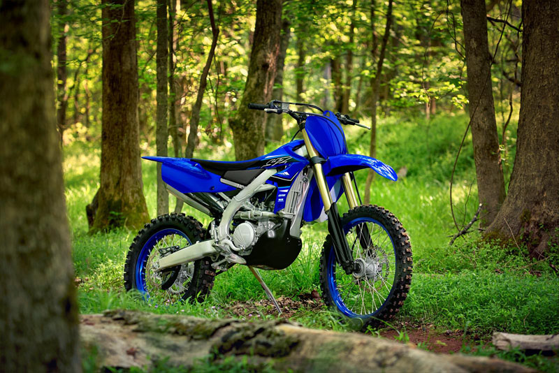 2021 Yamaha YZ250FX in Geneva, Ohio - Photo 10