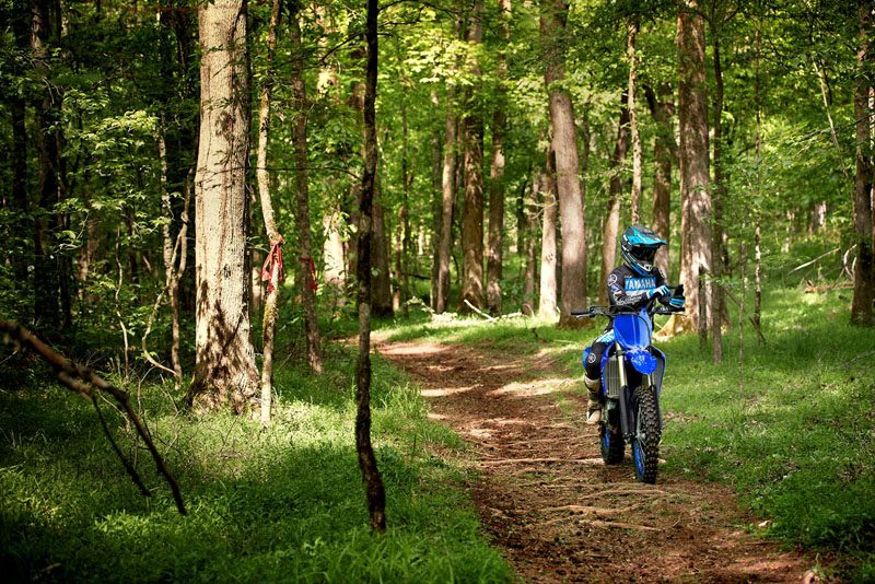 2021 Yamaha YZ250FX in Glen Burnie, Maryland - Photo 11