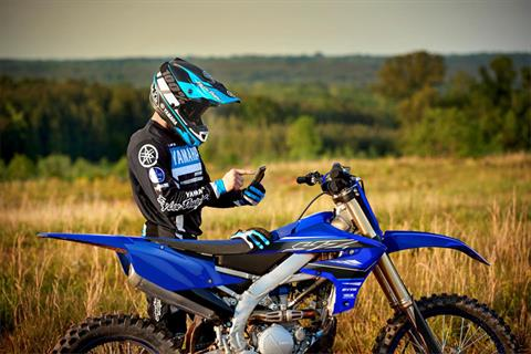 2021 Yamaha YZ250FX in Merced, California - Photo 12