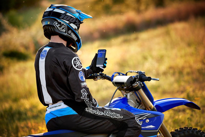 2021 Yamaha YZ250FX in Santa Clara, California - Photo 13