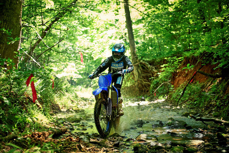 2021 Yamaha YZ250FX in Johnson City, Tennessee - Photo 14