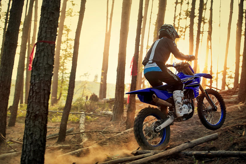 2021 Yamaha YZ250FX in Johnson City, Tennessee - Photo 15