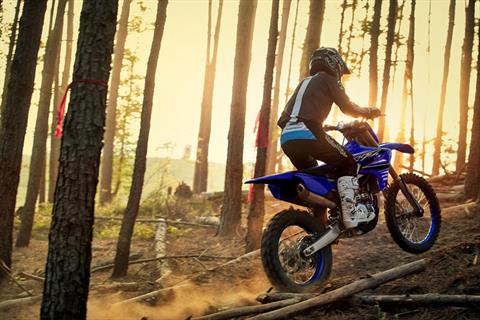 2021 Yamaha YZ250FX in Merced, California - Photo 15