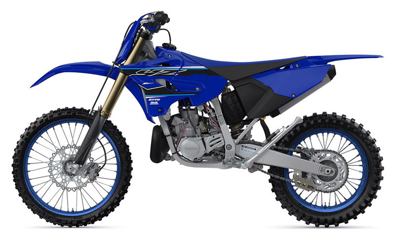2021 Yamaha YZ250X in Lakeport, California - Photo 2