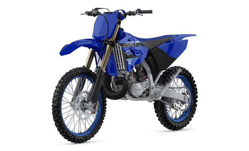 2021 Yamaha YZ250X in Victorville, California - Photo 4
