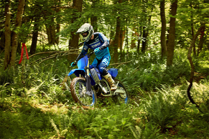 2021 Yamaha YZ250X in Danbury, Connecticut - Photo 6