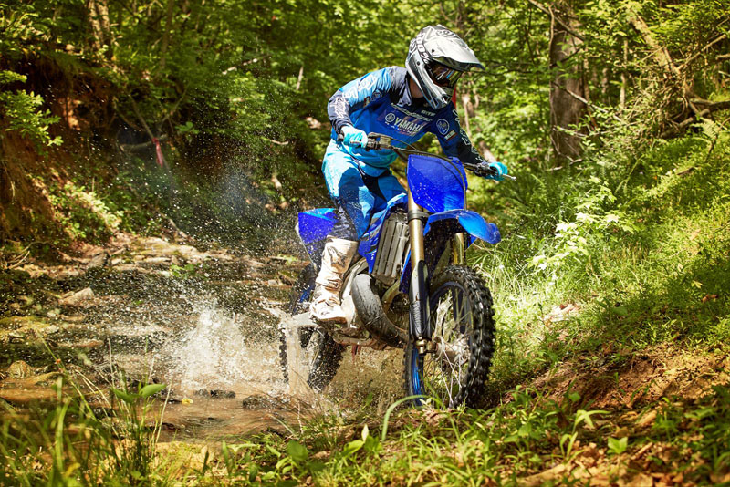 2021 Yamaha YZ250X in Cumberland, Maryland - Photo 7