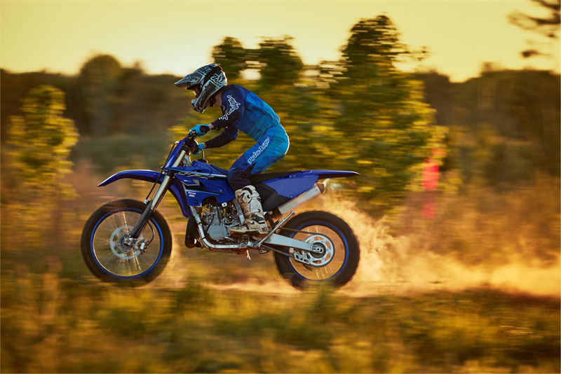 2021 Yamaha YZ250X in Lakeport, California - Photo 8