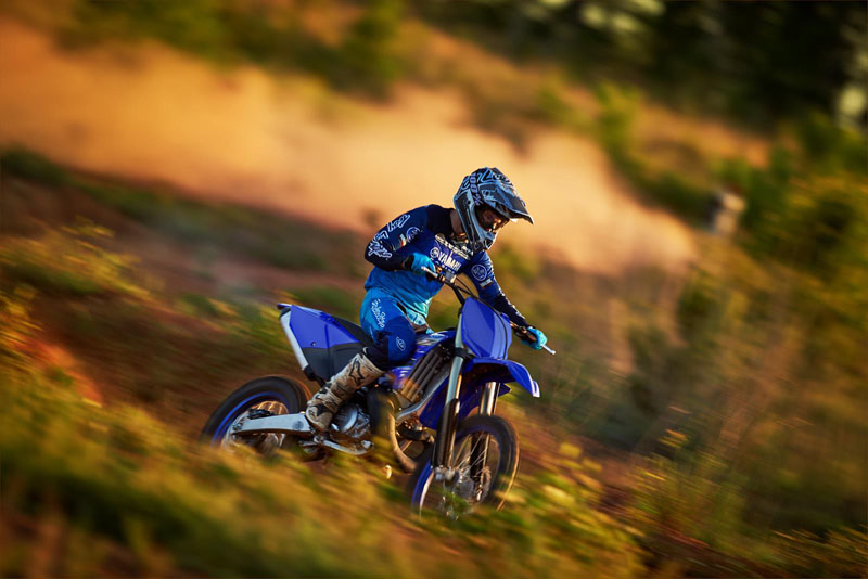 2021 Yamaha YZ250X in Lakeport, California - Photo 9