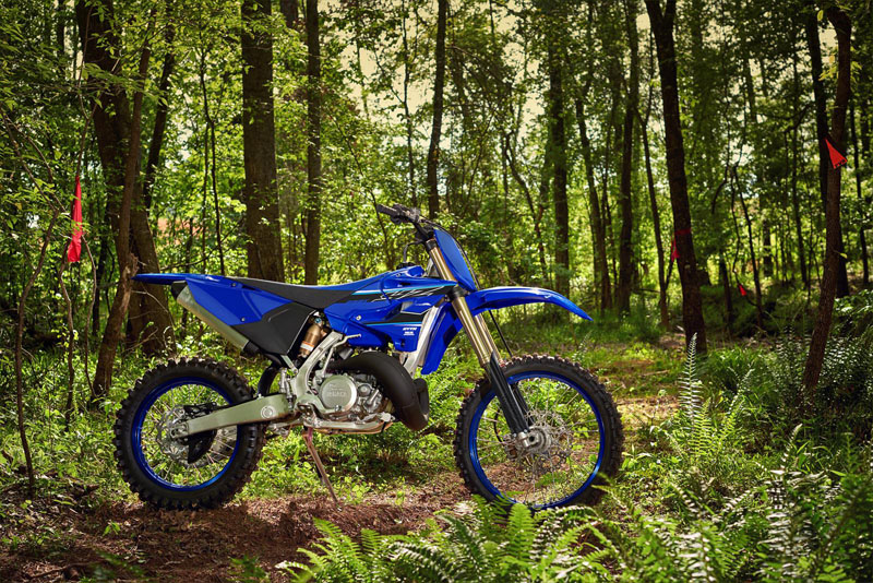 2021 Yamaha YZ250X in Lakeport, California - Photo 10