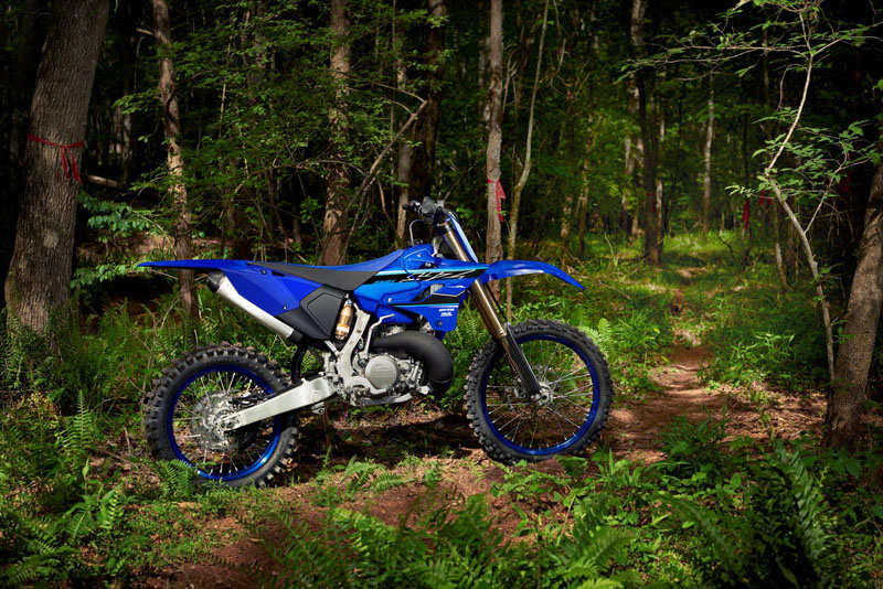 2021 Yamaha YZ250X in San Marcos, California - Photo 11