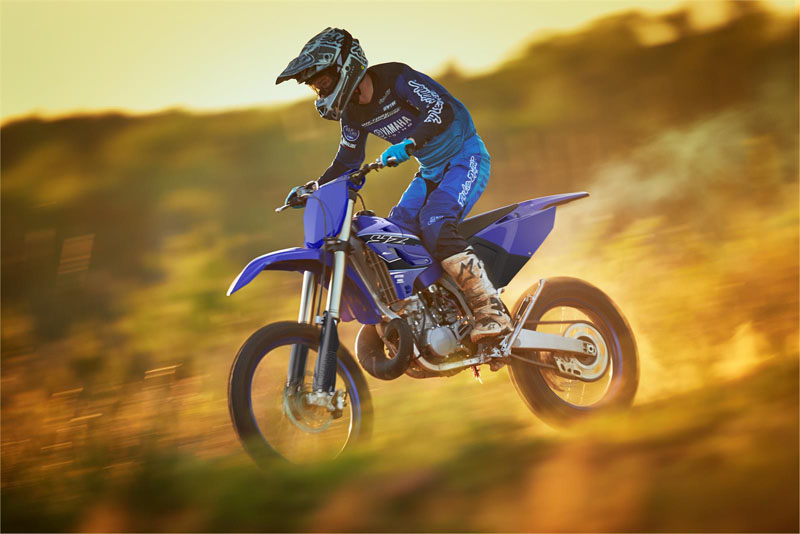 2021 Yamaha YZ250X in Goleta, California - Photo 12