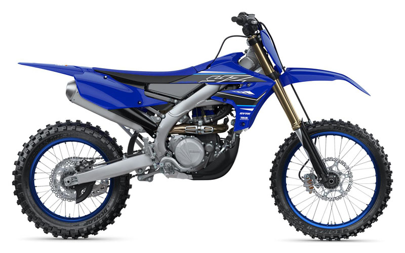 2021 Yamaha YZ450FX in Galeton, Pennsylvania - Photo 1