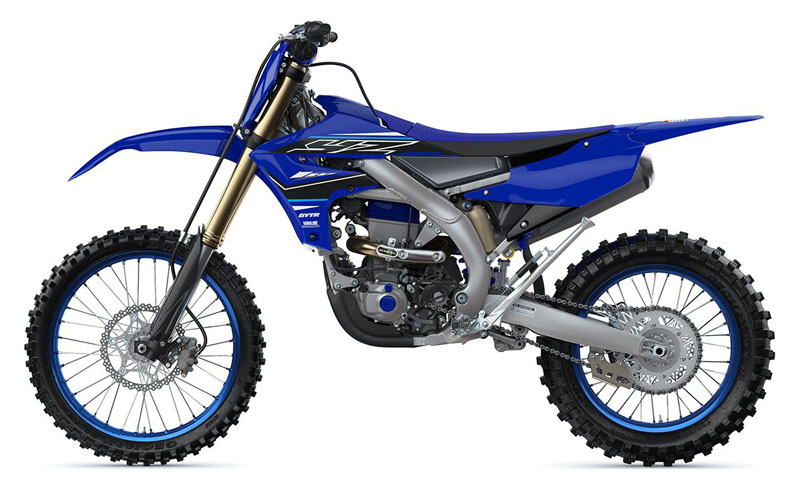 2021 Yamaha YZ450FX in Escanaba, Michigan - Photo 2