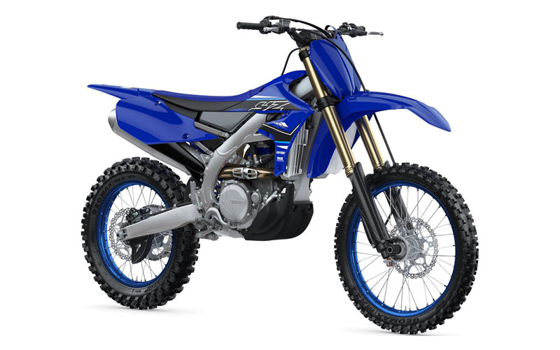 2021 Yamaha YZ450FX in Lakeport, California - Photo 3