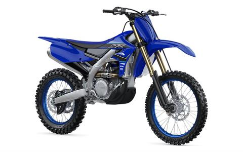 2021 Yamaha YZ450FX in Starkville, Mississippi - Photo 3
