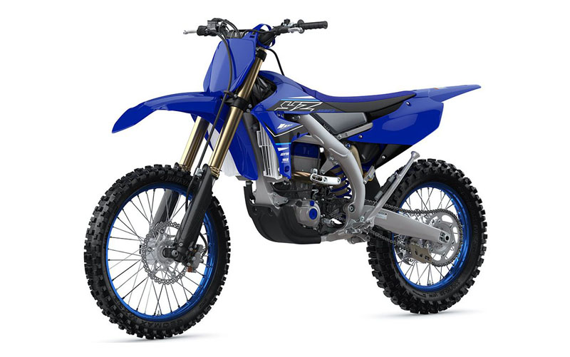 2021 Yamaha YZ450FX in San Jose, California - Photo 4