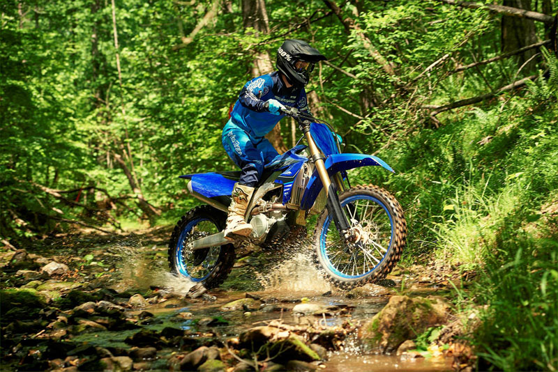 2021 Yamaha YZ450FX in San Jose, California - Photo 7
