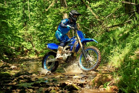 2021 Yamaha YZ450FX in Shawnee, Kansas - Photo 7
