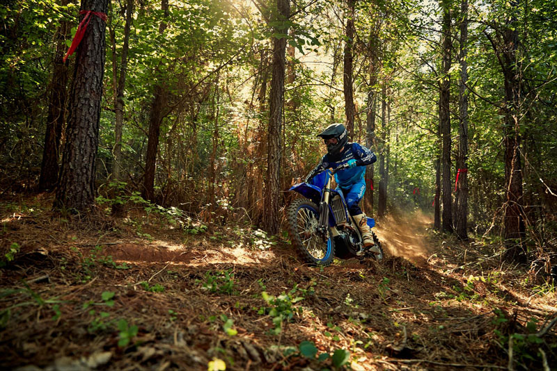 2021 Yamaha YZ450FX in Starkville, Mississippi - Photo 8