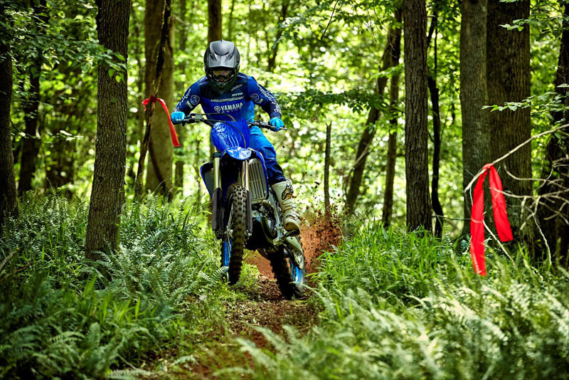 2021 Yamaha YZ450FX in Berkeley, California - Photo 9