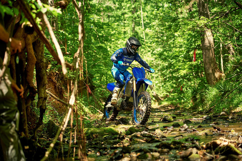 2021 Yamaha YZ450FX in Galeton, Pennsylvania - Photo 10