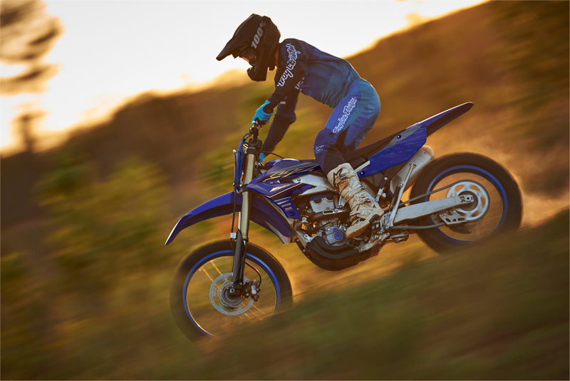 2021 Yamaha YZ450FX in Goleta, California - Photo 12