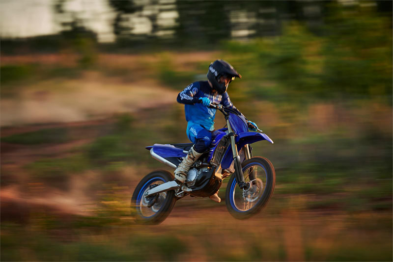 2021 Yamaha YZ450FX in Dimondale, Michigan - Photo 13