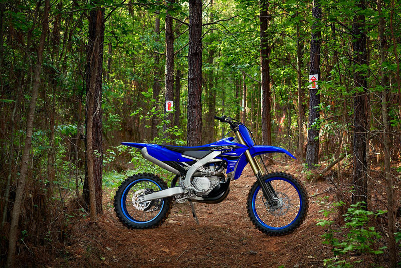2021 Yamaha YZ450FX in Tyrone, Pennsylvania - Photo 14