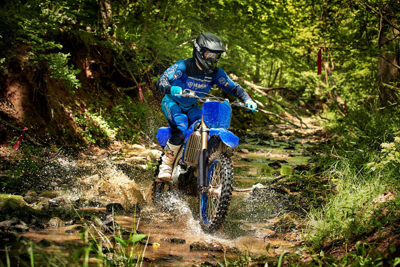 2021 Yamaha YZ450FX in San Jose, California - Photo 15