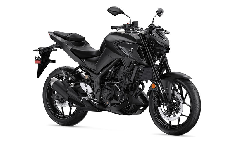 2021 Yamaha MT-03 in San Marcos, California - Photo 2