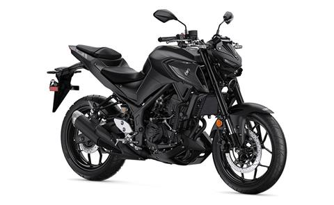 2021 Yamaha MT-03 in Coloma, Michigan - Photo 2