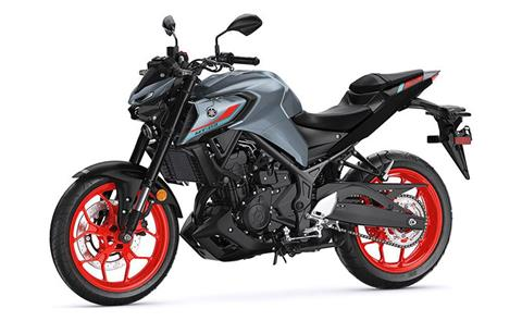 2021 Yamaha MT-03 in Berkeley, California - Photo 4
