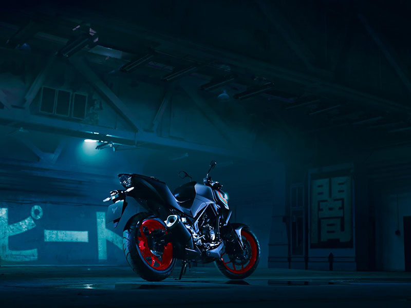 2021 Yamaha MT-03 in Berkeley, California - Photo 9