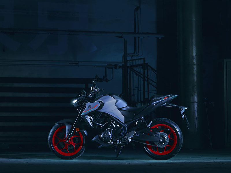 2021 Yamaha MT-03 in Carroll, Ohio - Photo 10