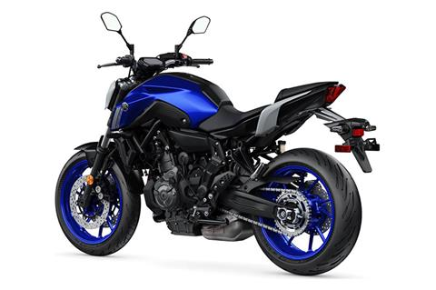 2021 Yamaha MT-07 in Greenville, North Carolina - Photo 3